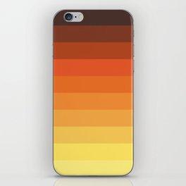 Retro Tlahuelpuchi iPhone Skin