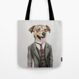 Mr. dog Tote Bag
