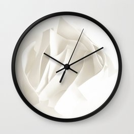 Abstract forms 19 Wall Clock