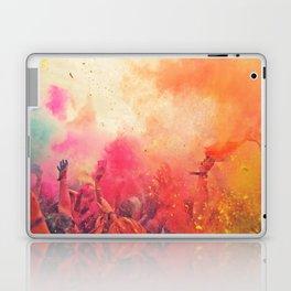 jittery moment as emotions echoed Laptop & iPad Skin