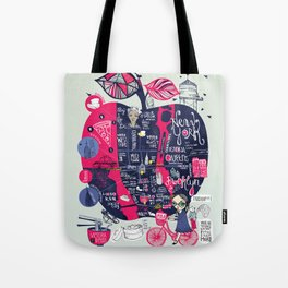 Fugetabout it! Tote Bag