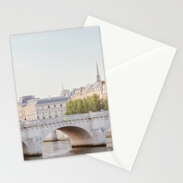 Pont Neuf in Paris - Travel Photography Stationery Cards