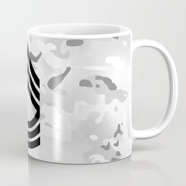 Master Sergeant (Winter Camo) Coffee Mug