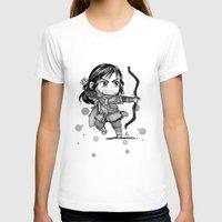 kili T-shirts featuring Kili Chibi by KuroCyou