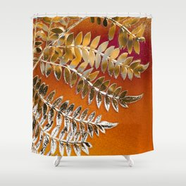 Autumn Daydream Shower Curtain