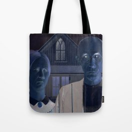 American Gothic REMIXED Tote Bag