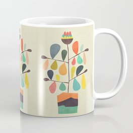 Potted Plant 4 Coffee Mug