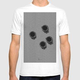 Bullet holes T-shirt