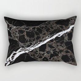 NETWORKED BLACK & WHITE Rectangular Pillow
