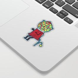 When You Gotta Go Sticker