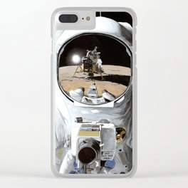 First Men Clear iPhone Case