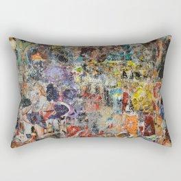 A Semester in the Life of, Part 2 Rectangular Pillow