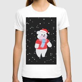 Christmas Bear T-shirt