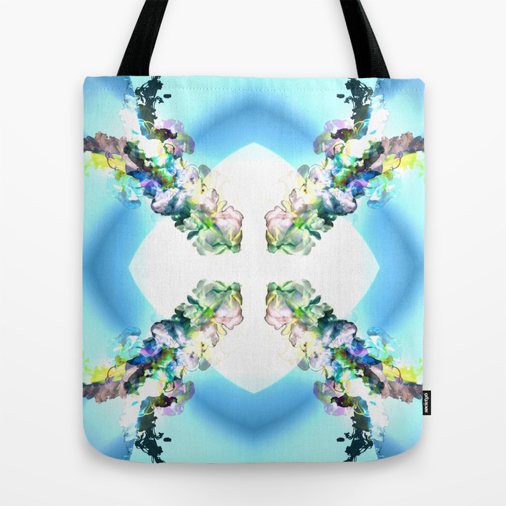 Project 71.38 - Abstract Photo-montage Tote Purse by R_sp_c (TBG9851157) photo