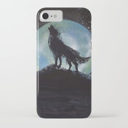 Lone Howler iPhone Case