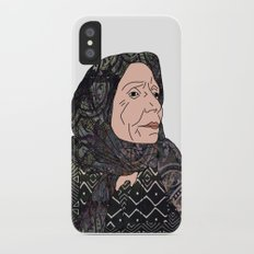 No Ban No Wall   Art Series - The Jewish Diaspora 006 iPhone X Slim Case