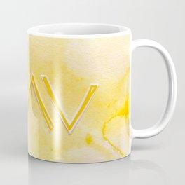 God Is Greater - YELLOW Coffee Mug