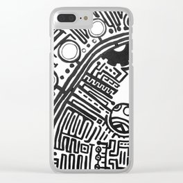 Glyph Signal 1 Clear iPhone Case