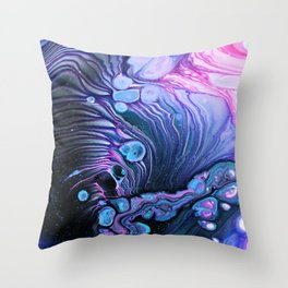 Escape 2 Throw Pillow