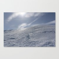 alaska Canvas Prints featuring Alaska by Chris Root