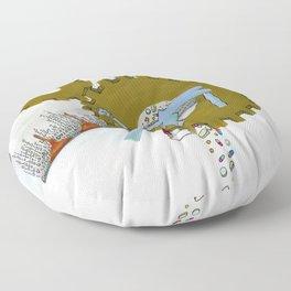 Diabetic Culture Floor Pillow