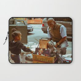 Compassion in the City Laptop Sleeve