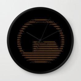 Black Mesa Wall Clock
