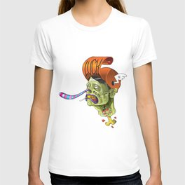 Zombie_by LelosLovesYou T-shirt