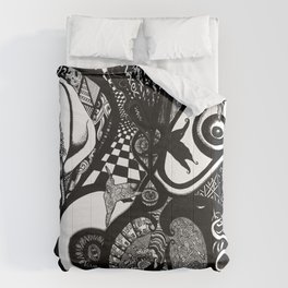 Liberation Lily Comforters
