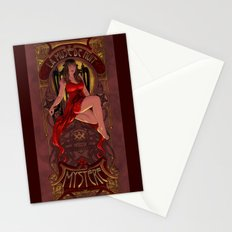 Night Muse Mystery Stationery Cards