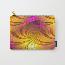 Pathways (yellow) Carry-All Pouch