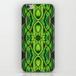 Ultrasound of Miller the Caterpillar iPhone Skin