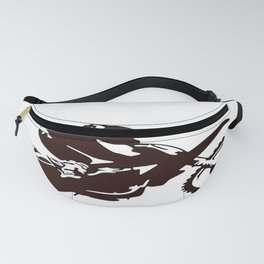Motor X Silhouette Fanny Pack