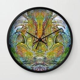 FOMORII THRONE Wall Clock