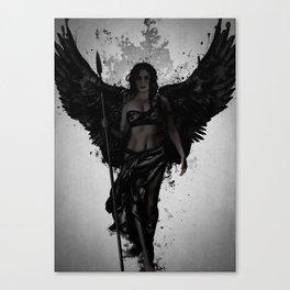 Dark Valkyrja Canvas Print