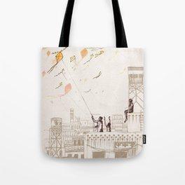 Komal Tote Bag
