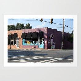 The Boulevard Art Print
