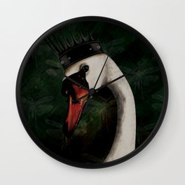 Rule the Realm Wall Clock