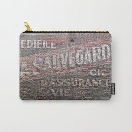 Got Your Back  Carry-All Pouch
