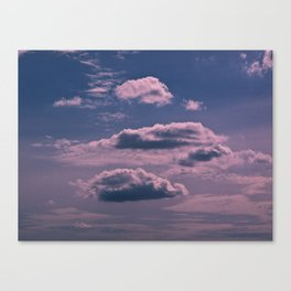 Clouds 09 Canvas Print