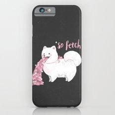 Fido, That's So Fetch! (In Grey) Slim Case iPhone 6s