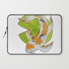 Koi fish Laptop Sleeve