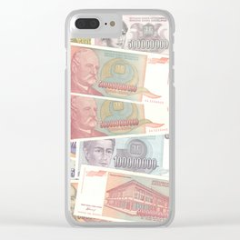 And They Lived Happily Ever After Clear iPhone Case