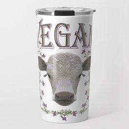 VEGAN CALF Travel Mug