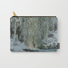 Wanderlust Wonder  - Nature Photography Carry-All Pouch
