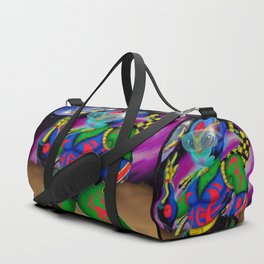 Alien Wear Duffle Bag