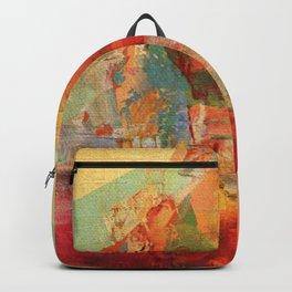 La Mujer y los Elementos Backpack