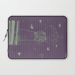 talkin about visions. Laptop Sleeve