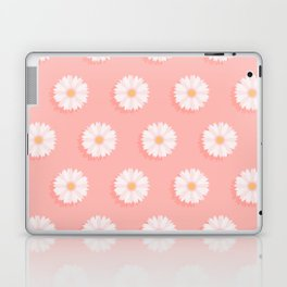 Pink Daisies  Laptop & iPad Skin