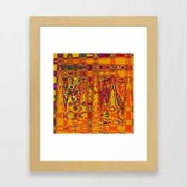 Reunion Framed Art Print